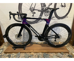 2020 Cannondale SystemSix HiMod Carbon.